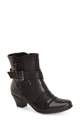 Earth 'Odyssey' Boot Woemn Black