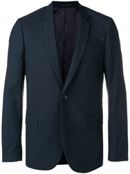 Paul Smith Ps By Suit Jacket Blue