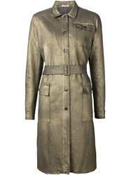 Tomas Maier Belted Coat