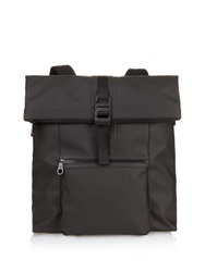 Mulberry Fleet Coated Canvas Backpack