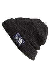 The North Face Men's 'Salty Dog' Beanie Black The North Face Black