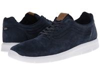 Vans Iso 1.5 Dress Blues White Men's Skate Shoes Navy