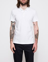 Theory Boyd Polo In White