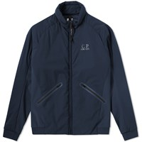 C.P. Company Pro Tek Zip Up Jacket Blue