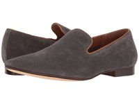 Sam Edelman Bryan Grey Cow Suede Leather Men's Dress Flat Shoes Gray