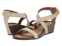 Teva Cabrillo Strap Wedge 2 Crockery Women's Sandals Khaki
