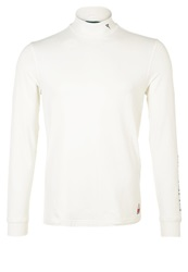 Chervo Long Sleeved Top Weiss Off White