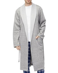 Ugg Robinson Two Tone Robe Gray