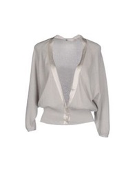 Drumohr Cardigans Light Grey