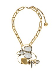 Camila Klein Multiple Charms Necklace 60