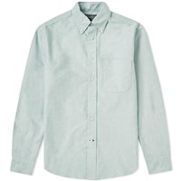 Gitman Brothers Vintage Oxford Shirt Green