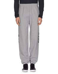 Obey Trousers Casual Trousers Men Grey
