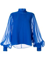 Camilla And Marc Junia Blouse Blue