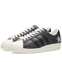 Adidas Consortium X Neighborhood Superstar 10Th Anniversary Black