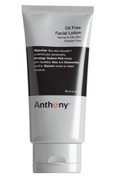 Anthony Logistics For Men Tm Oil Free Facial Lotion No Color
