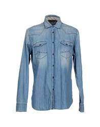 Jacob Cohen Jacob Coh N Denim Shirts
