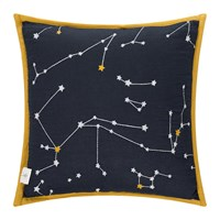 Christy Cosmos Cushion Indigo