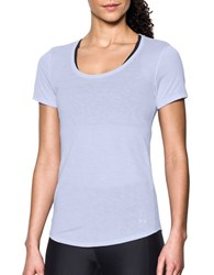 Under Armour Solid Roundneck Tee White