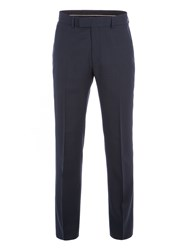 Pierre Cardin Men's Edward Navy Birdseye Trousers Navy