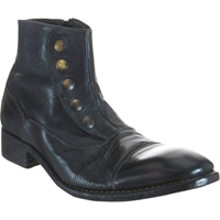 Harris Spats Boot Black