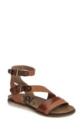 Otbt Women's March On Flat Sandal Tuscany Leather