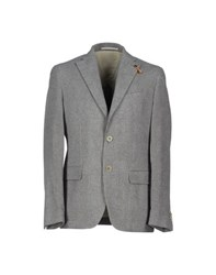 Baldessarini Suits And Jackets Blazers Men Light Grey