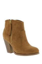 Liliana Romane Bootie Brown