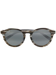 Maui Jim 784 14D Synthetic Acetate Brown
