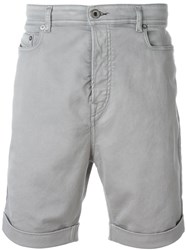 Diesel Black Gold Bermuda Shorts Grey