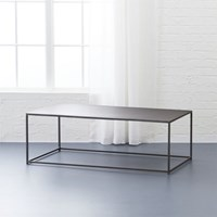 Cb2 Mill Coffee Table