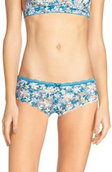 Honeydew Intimates Women's Camellia Hipster Briefs High Tide Floral