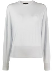 Theory Crew Neck Jumper 60