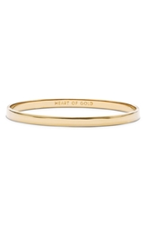Kate Spade 'Idiom Heart Of Gold' Bangle