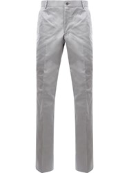 Thom Browne Chino Trousers Grey