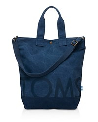 Toms Compass Tote Navy