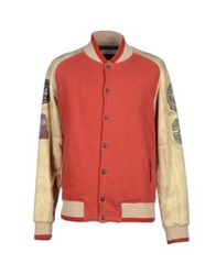 Madson Discount Jackets Red