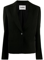 Jil Sander Single Breasted Blazer 60