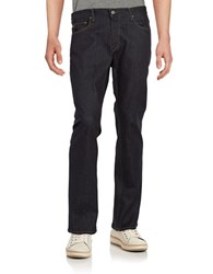 Michael Kors Dark Wash Tailored Jeans Rinse