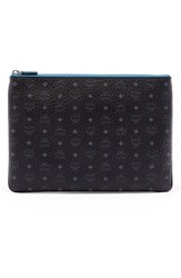 Mcm 'Heritage' Convertible Zip Pouch