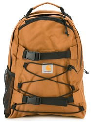 Carhartt 'Kickflip' Backpack Brown