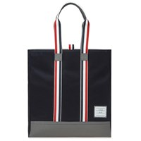 Thom Browne Unstructured Tote Blue