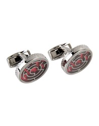 Tateossian Cufflinks And Tie Clips Coral