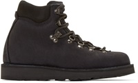 Diemme Black Kudu Leather Roccia Vet Boots