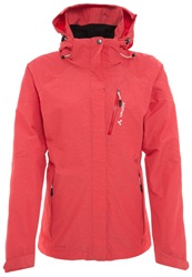 Vaude Furnas Ii Hardshell Jacket Flame Red
