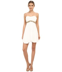 Alejandra Sky Geneve Short Dress White Women's Dress