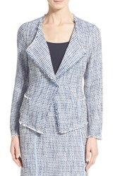 Women's Nydj Fringe Tweed Jacket