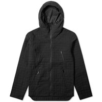 The North Face Cryos Maze Hooded Jacket Black