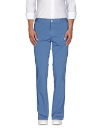 Murphy And Nye Trousers Casual Trousers Men Pastel Blue