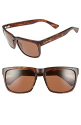 Electric Eyewear Women's Electric 'Knoxville' 56Mm Sunglasses Matte Tort Bronze