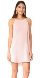 Amanda Uprichard Roya Dress Dusty Rose